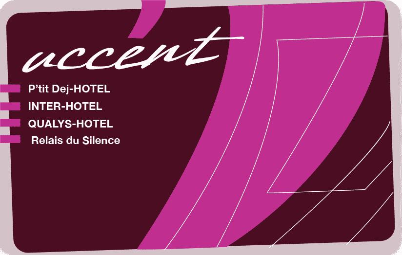 Carte Accent