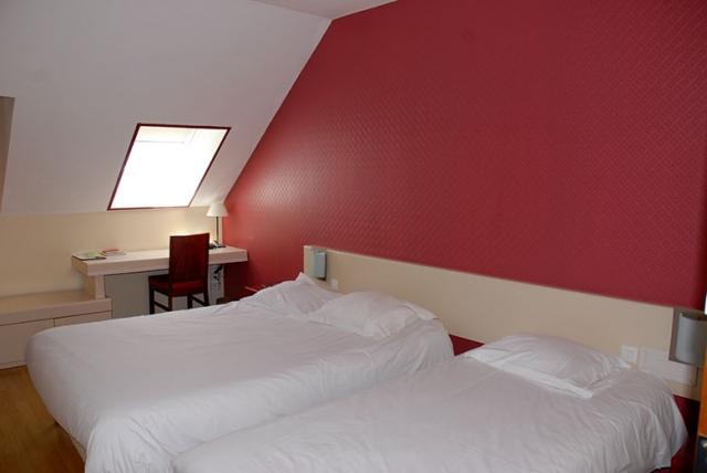 Chambre triple confort aile