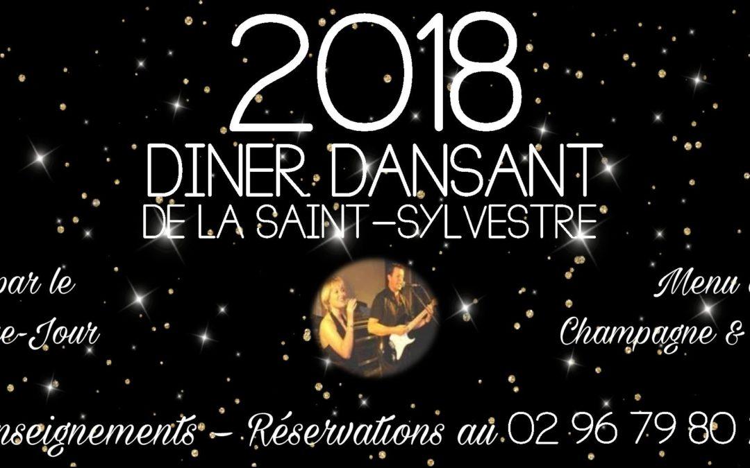 Réveillon de la Saint Sylvestre 2017-2018