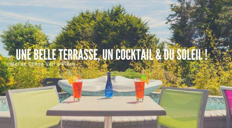 Une petite boisson fraîche en terrasse, ça vous tente ?